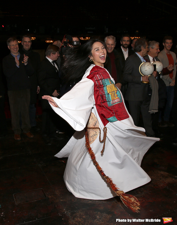 Photo Coverage: Inside the Gypsy Robe Ceremony for MISS SAIGON