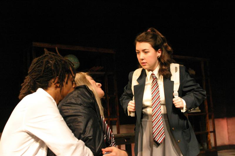 BWW Review:  PUNK ROCK at The Odyssey Theatre Gets Top Marks for a Jolly Good Show