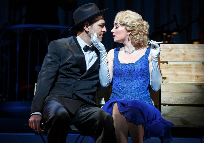 BWW Review:  Cole Porter Meets Jimmy Durante as Encores! Reconstructs THE NEW YORKERS