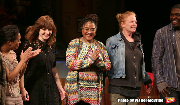 Photo Coverage: SWEAT Takes Opening Night Broadway Bows