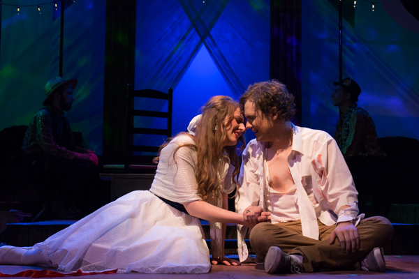 Photo Coverage: First Look at Ohio University Lancaster Theatre's THE FANTASTICKS