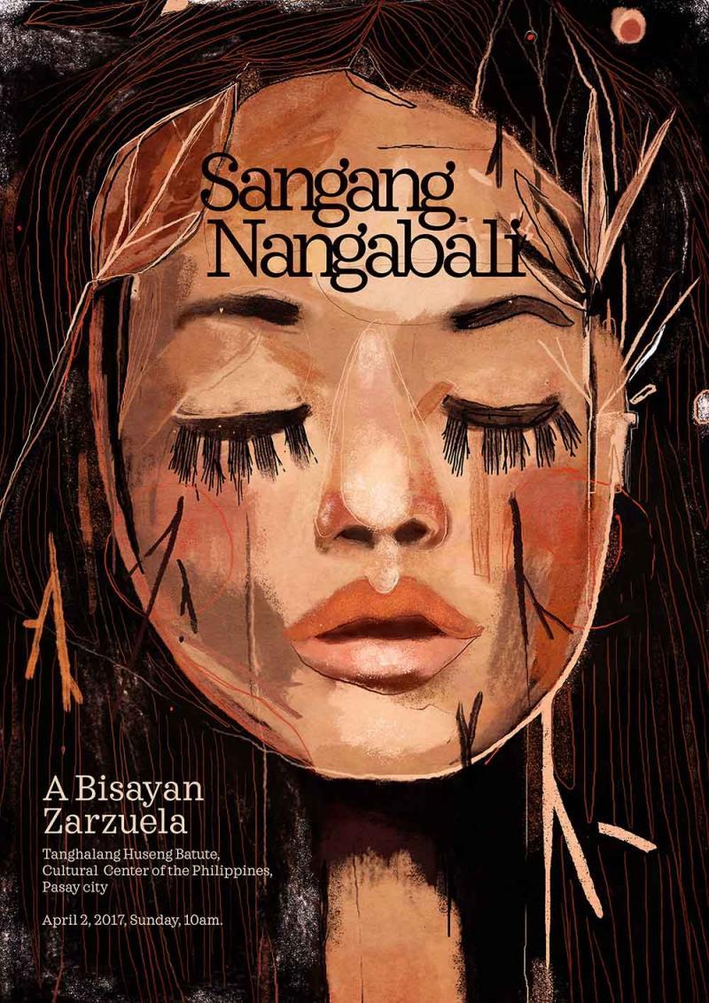 Bisayan Zarzuela SANGANG NANGABALI Previews at CCP This Sunday, 4/2