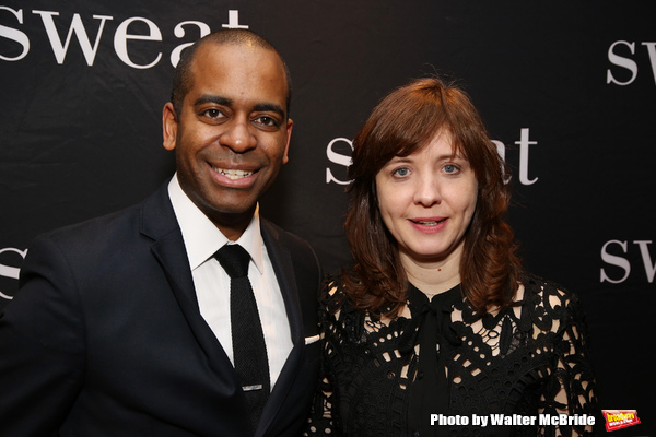 Daniel Breaker and Kate Whoriskey Photo