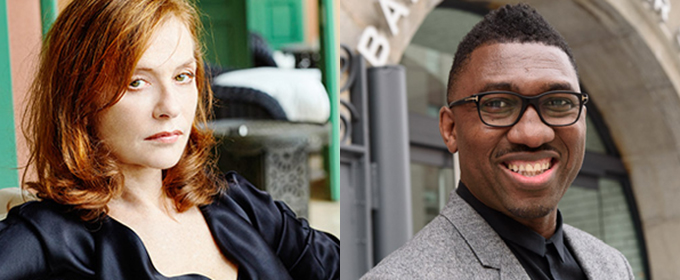 Isabelle Huppert and Kwame Kwei-Armah Share World Theatre Day Messages