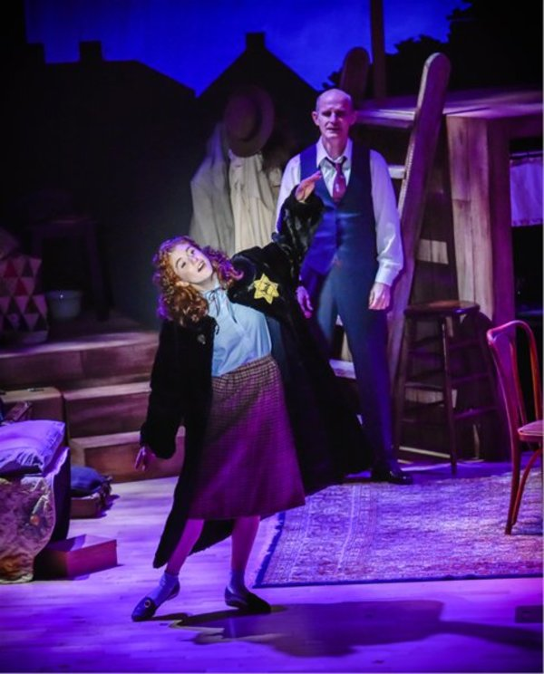 Photo Flash: Half Moon Theatre presents YOURS, ANNE