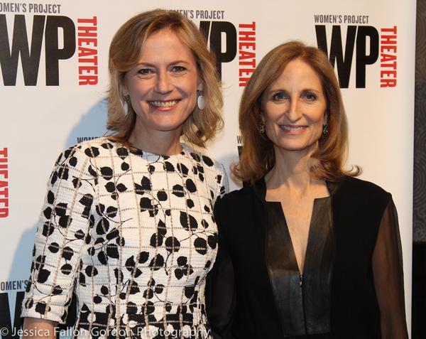 Ann Sarnoff and Kate Lear Photo