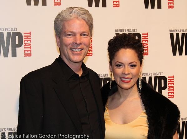 Photo Coverage: WP Theatre Honors Debra Messing and Ann M. Sarnoff at Women of Achievement Awards