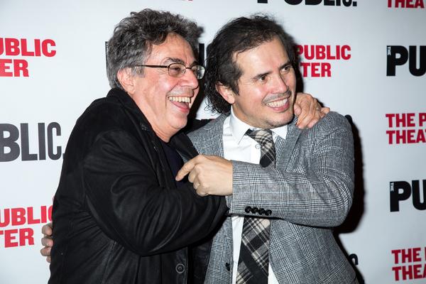 Tony Taccone, John Leguizamo