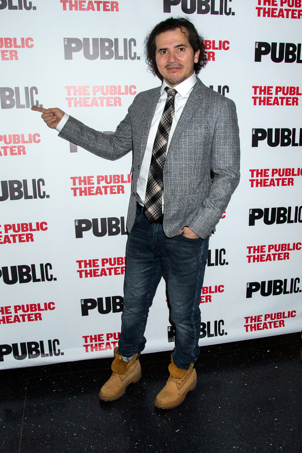Photo Coverage: John Leguizamo Celebrates Opening Night of LATIN HISTORY FOR MORONS at the Public Theater