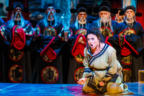 Photo Coverage: First Look at Pittsburgh Opera's TURANDOT