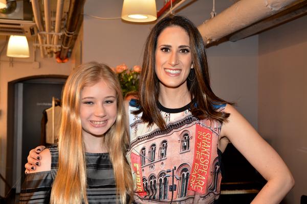 Tori Murray and Jennifer Diamond Photo