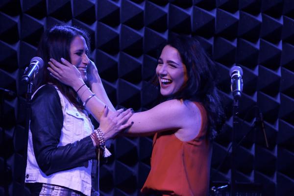 Jennifer Diamond and Samantha Massell