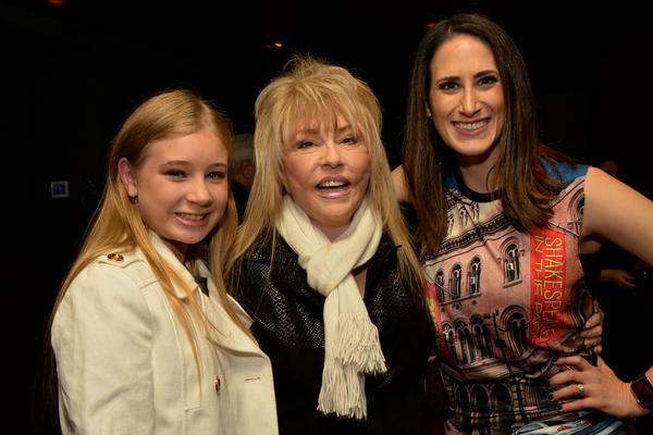 Tori Murray, Rita McKenzie and Jennifer Diamond