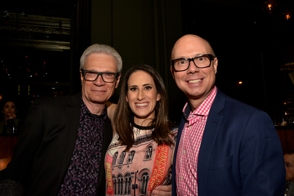 Preston Ridge, Jennifer Diamond and Richard Ridge