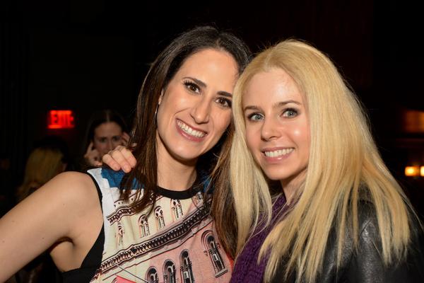 Jennifer Diamond and Brooke Sunny Moriber