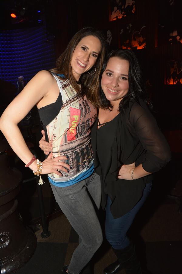 Jennifer Diamond and Katie Sarno