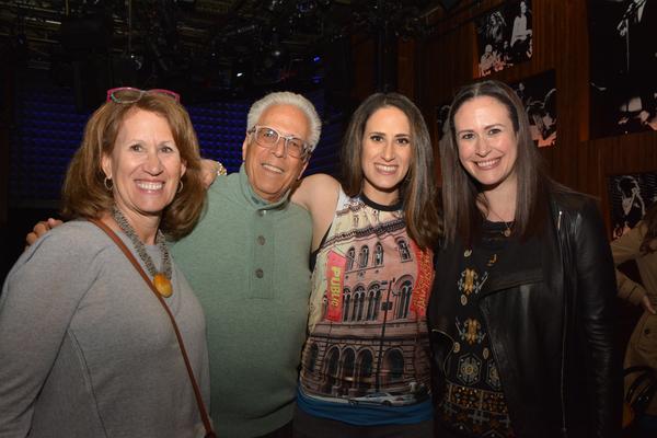Photo Coverage: Jennifer Diamond at Joe's Pub with Samantha Massell, Christopher Sieber & Tori Murray