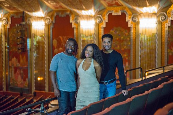 Mykal Kilgoret, Felicia Boswell, and Destan Owens Photo