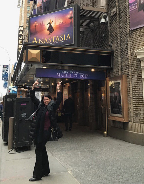BWW Interview: Choreographer Peggy Hickey on Designing the Dances for Broadway's ANASTASIA