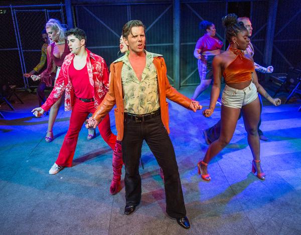 Photo Flash: First Look at THE LIFE at Southwark Playhouse