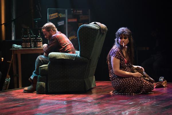 Timothy J Alex and Rachel Zampelli