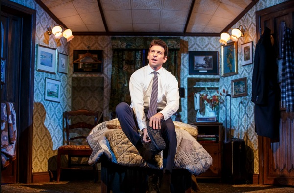 Andy Karl. Photo Credit: Joan Marcus