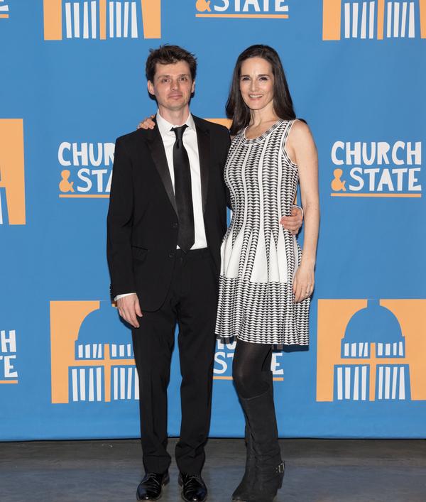 Jason Odell Williams, Charlotte Cohn