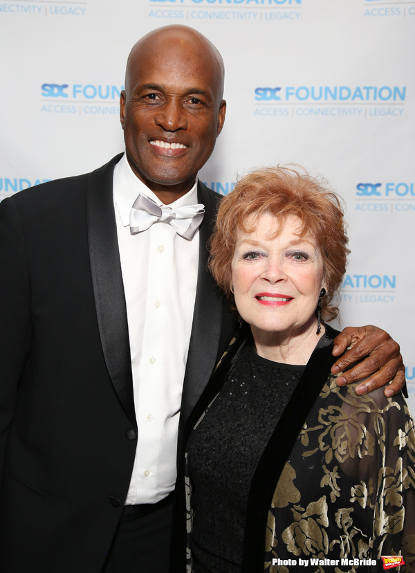 Kenny Leon and Anita Gillette