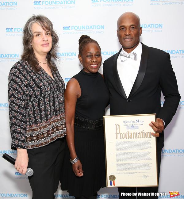 Photos: Phylicia Rashad, Jerry Mitchell, Maddie Baillio, Shanice Williams and More Celebrate SDCF's Mr. Abbott Award Honoree Kenny Leon