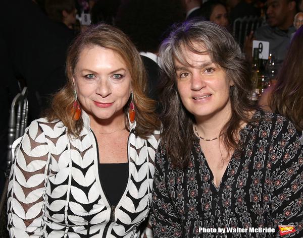 Constanza Romero and Pam Mackinnon