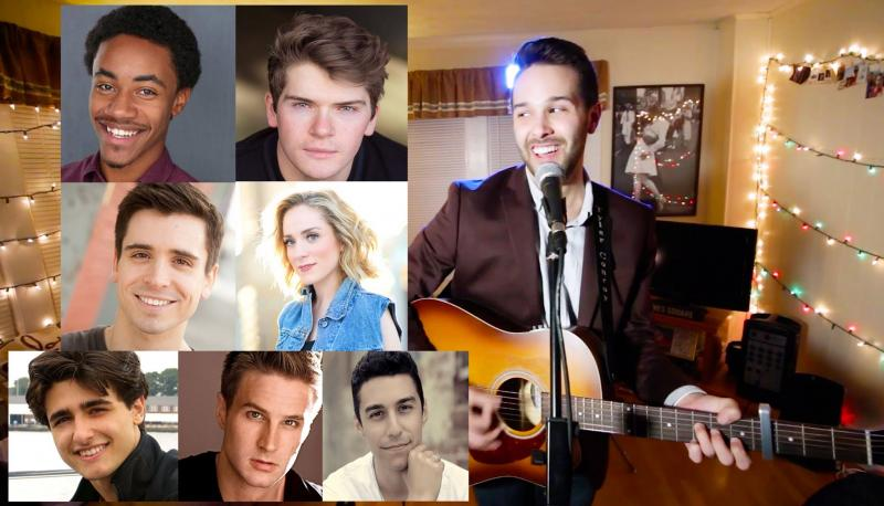 BWW Previews: TYLER CONROY AND HIS BROADWAY BAES at 54 Below