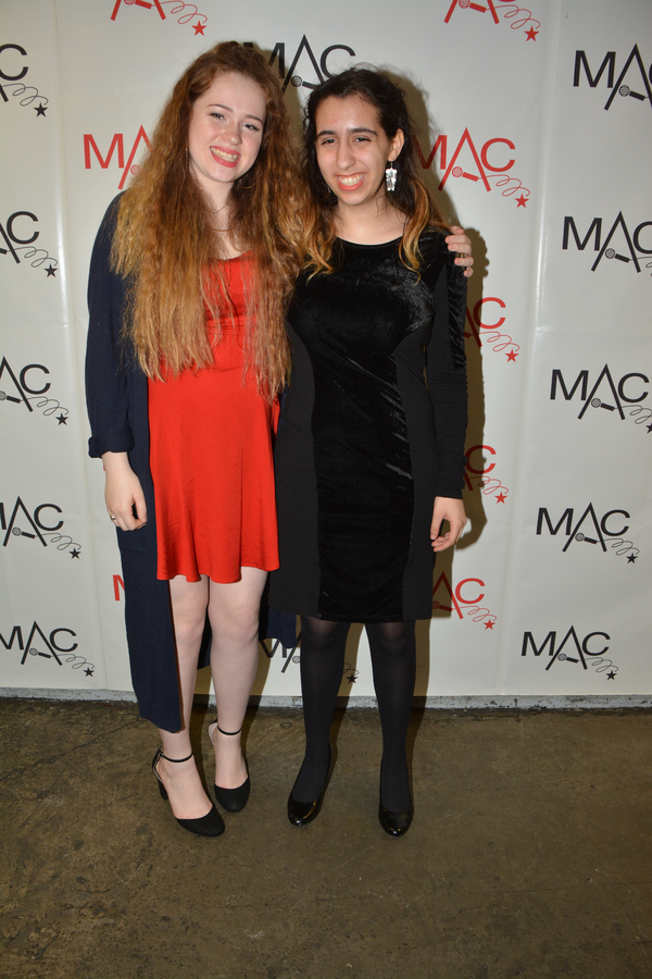 Maddie Rockwitz and Zoe Senese-Grossberg