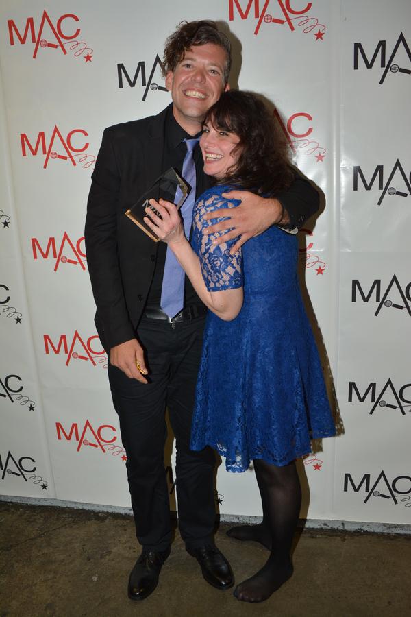 Nate Buccieri and Elaine Brier Photo
