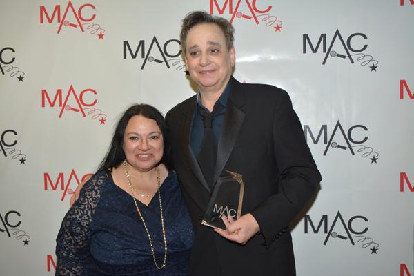 Julie Miller and Sidney Myer
