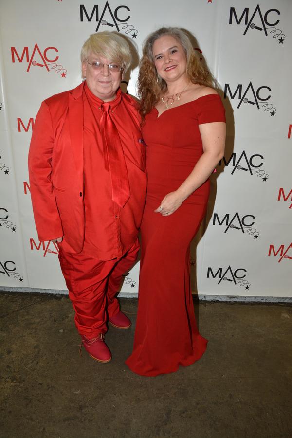 Ricky Ritzel and Julie Reyburn