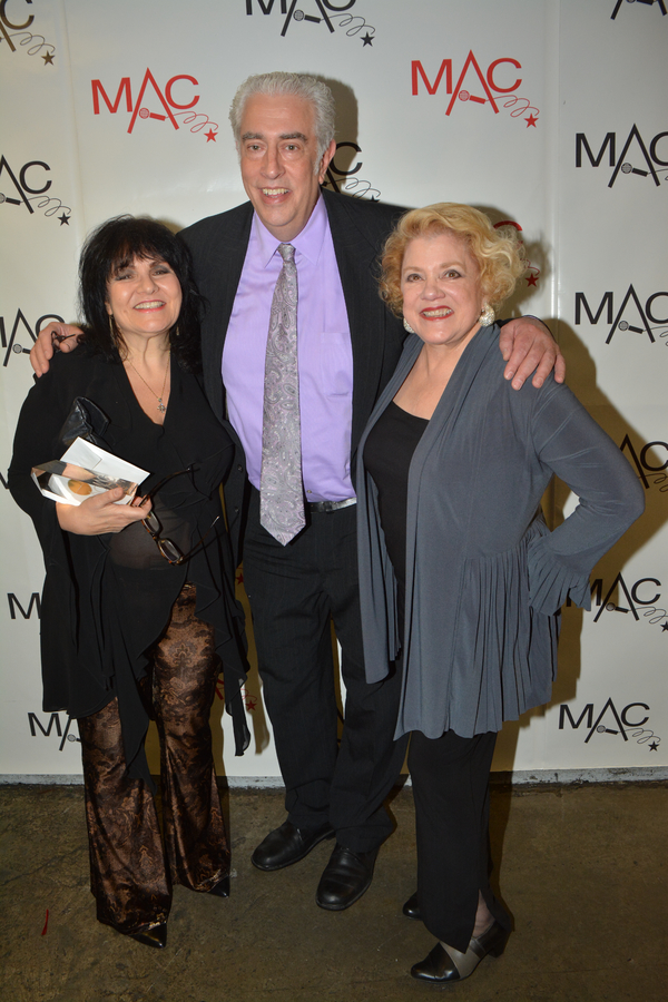Lina Koutrakos, Scott Barbarino and Sharon McKnight