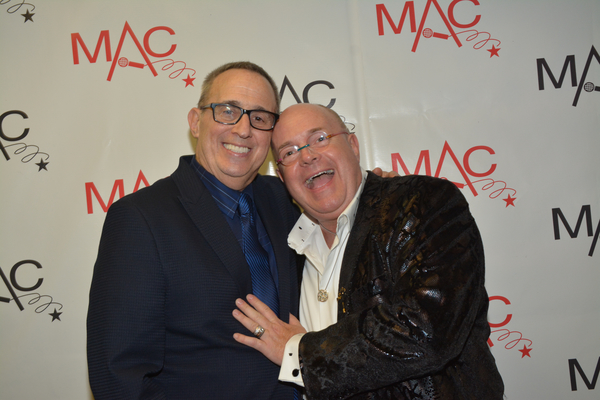 David Friedman and Shawn Moninger