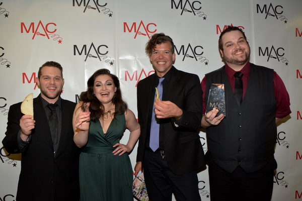 Paul Pilcz, Tara Martinez, Nate Buccieri and Tommy J. Dose