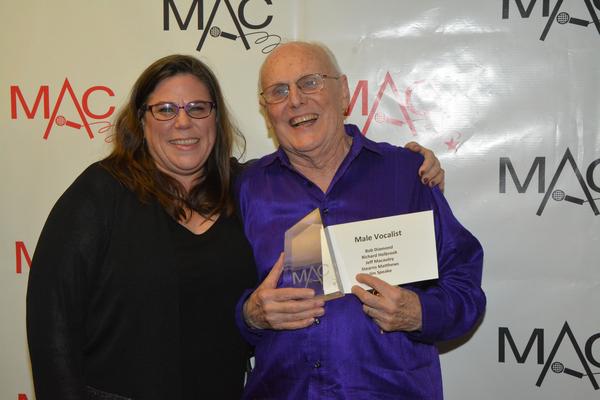 Gretchen Reinhagen and Bob Diamond