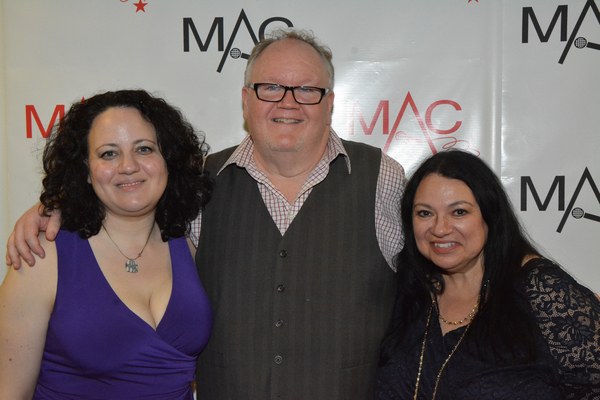Amy Wolk, Lennie Watts and Julie Miller