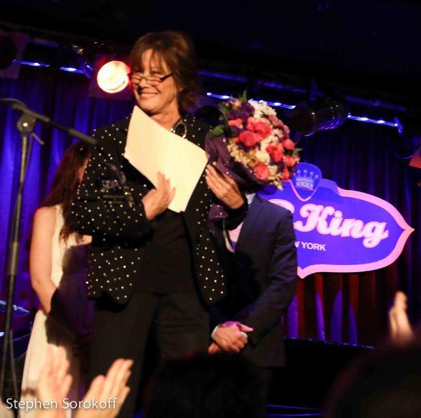 Photo Coverage: Sandra Bernhard Presents MAC'S Lifetime Achievement Award To Michele Lee