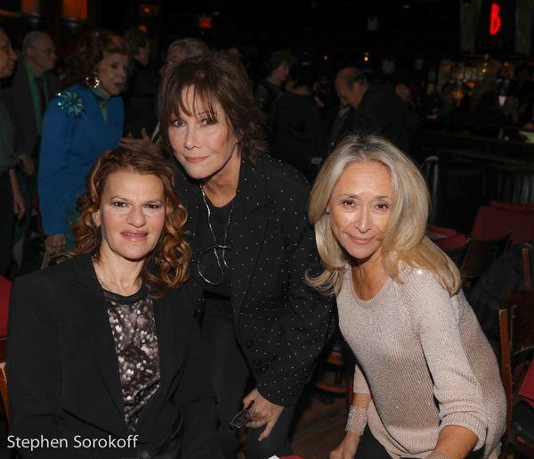 Sarah Bernhard, Michele Lee, Eda Sorokoff