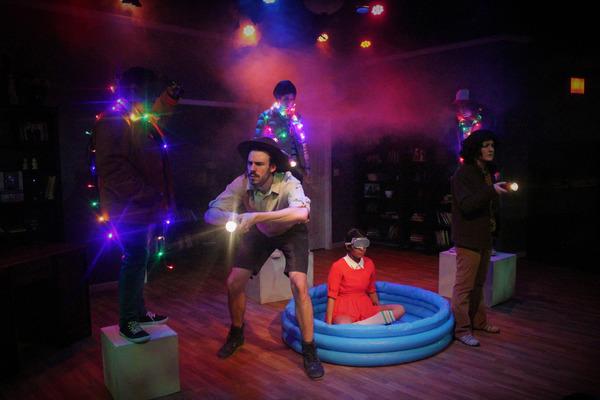 Photos: Random Acts & Greenhouse Theater Center Announce Extension of  STRANGEST THINGS! THE MUSICAL