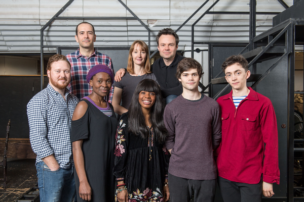 James Howard, Emma Lowndes, and Jamie Glover, Thomas Aldridge, Rakie Ayola, Helen Aluko, Theo Ancient, and Samuel Blenkin