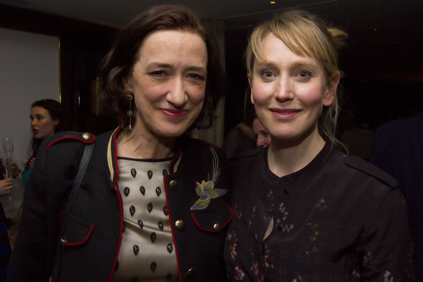 Haydn Gwynne and Hattie Morahan