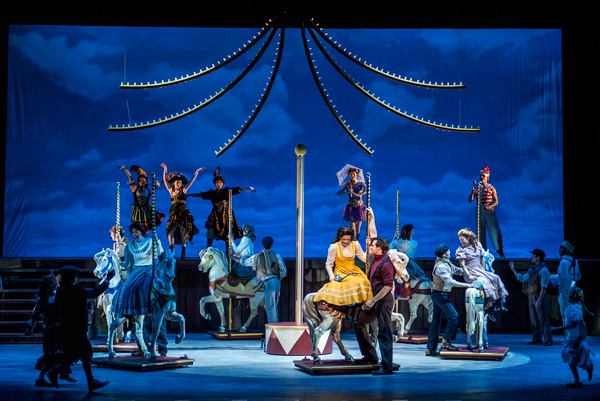 Regional Roundup: Top New Features This Week Around Our Broadway World - 3/31; THE LAST FIVE YEARS in Omaha, CAROUSEL in L.A. and More!