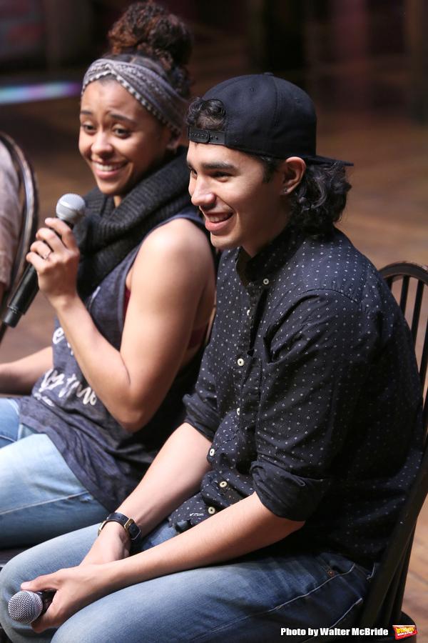 Sasha Hollinger and Anthony Lee Medina