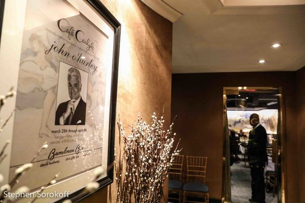 Photo Coverage: John O'Hurley Plays Cafe Carlyle
