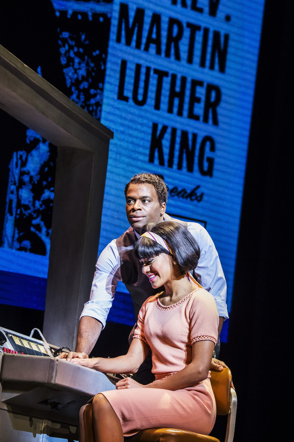Photo Flash: Brand-New Shots from West End's MOTOWN THE MUSICAL