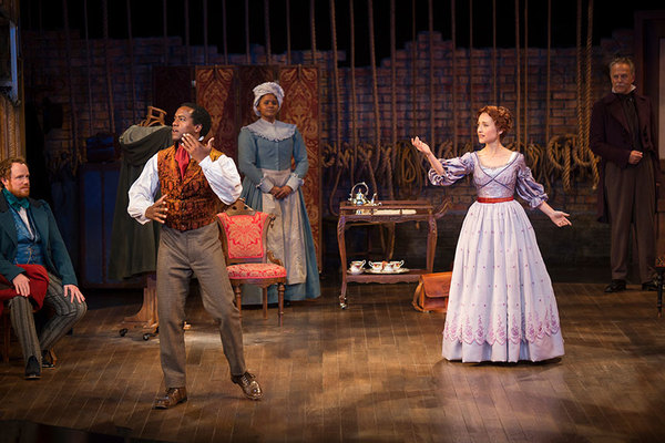 Photo Flash: First Look at Albert Jones and More in RED VELVET, Helmed by Stafford Arima at The Old Globe